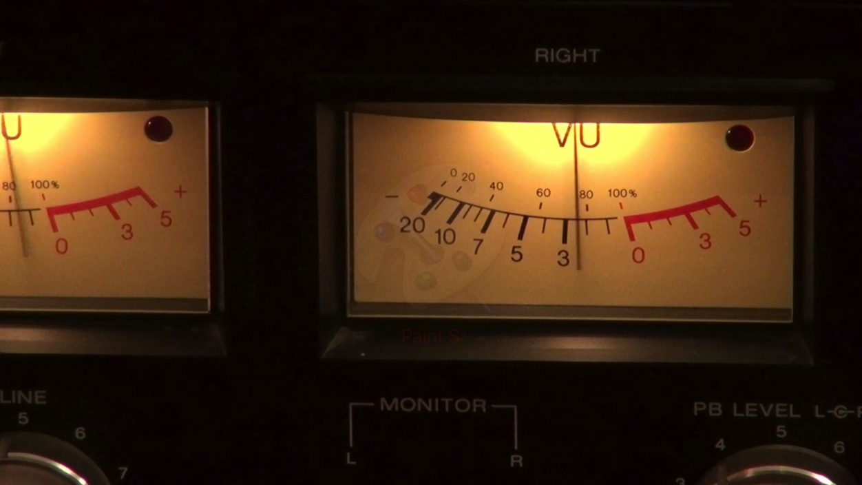 The VU Meter. | Herolab